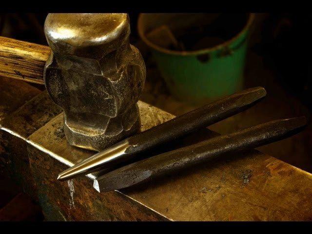 Rounding hammer