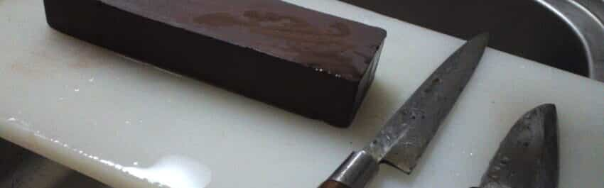 water sharpening stone