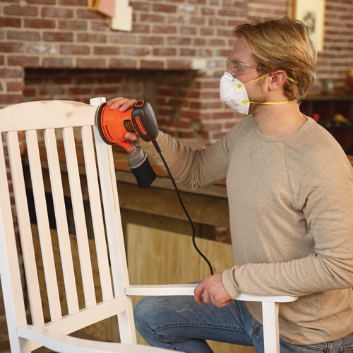 best random orbital sander chair woodworking